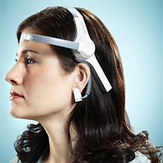 Wearable EEG headset
