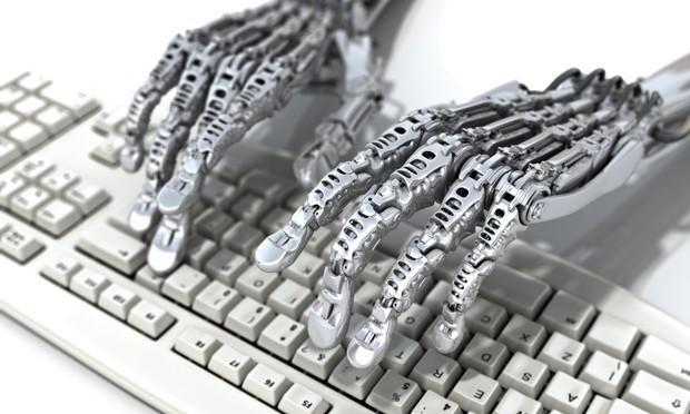 Robot jurnalist