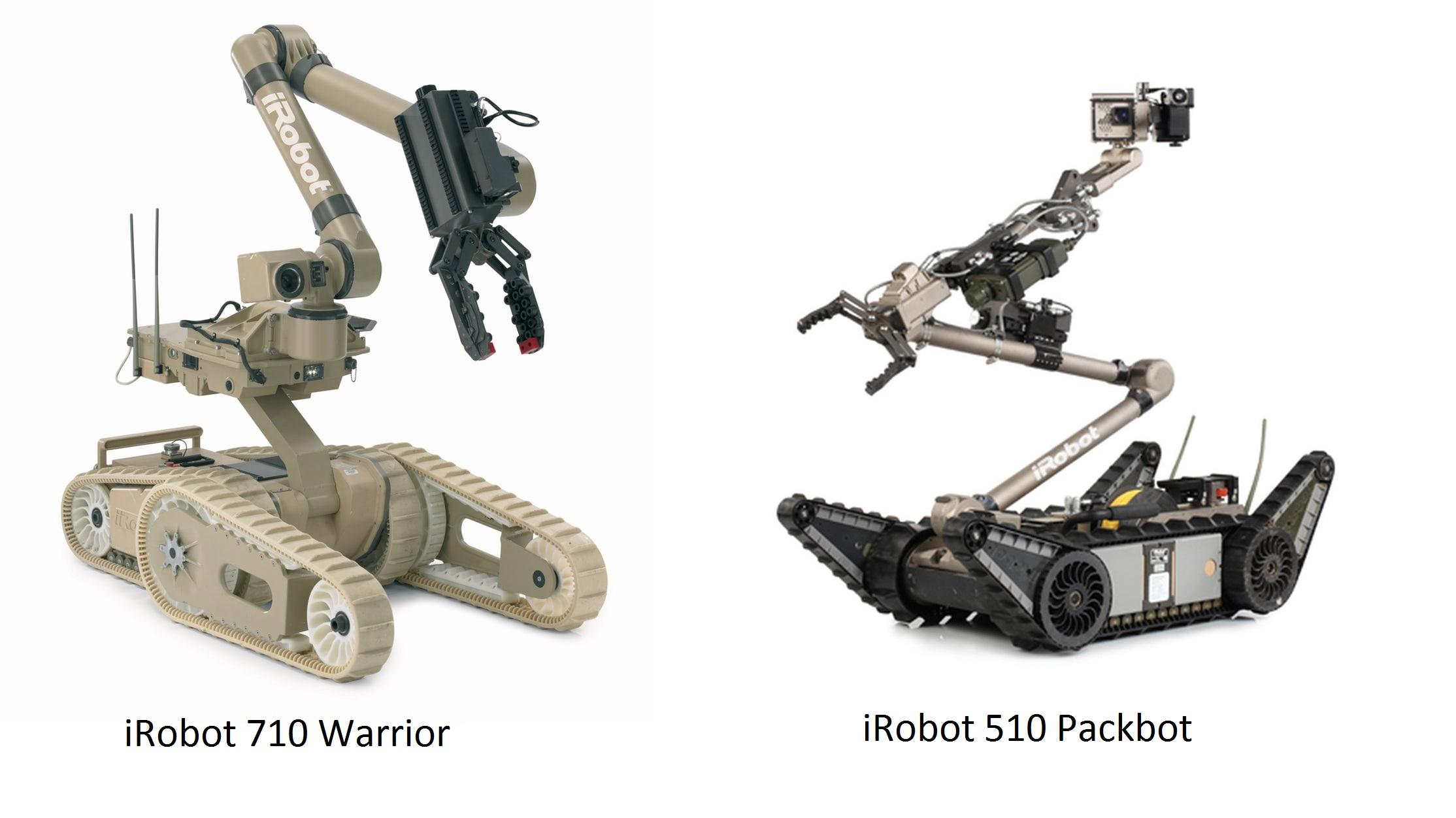 Military Robots